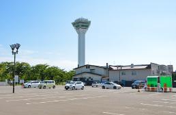 函館市中央図書館向い 函館市五稜郭観光駐車場(有料)