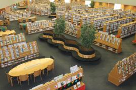 函館市中央図書館